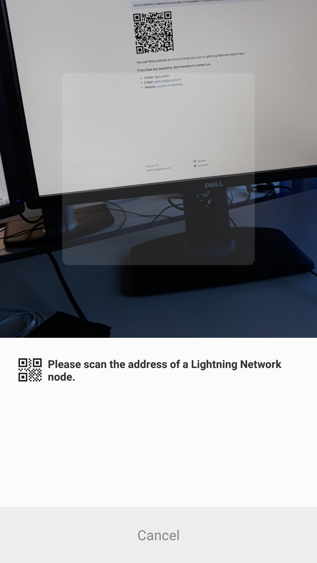 "Setup a wallet for the ""Lightning Network"" on Mainnet 